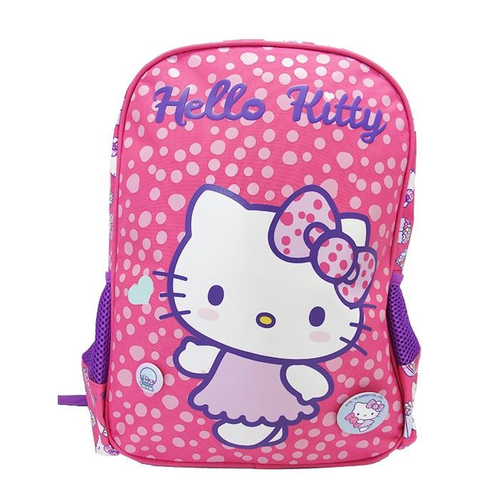 Ghiozdan gradinita Pigna Hello Kitty roz inchis HKRS1841-1