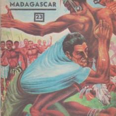 Popas in Madagascar