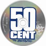 CD 50 Cent – The Massacre, fara coperti