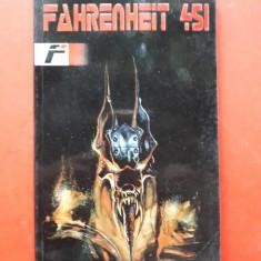 FAHRENHEIT 451 × Ray Bradbury