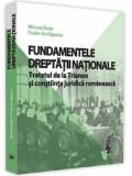 Fundamentele dreptatii nationale. Tratatul de la Trianon si constiinta juridica romaneasca | Mircea Dutu, Tudor Avrigeanu