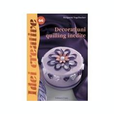 M. Vogelbacher - Decoraţiuni quilling inedite - Idei Creative 66