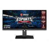 Monitor LED Gaming MSI Optix MAG301RF 29.5 inch WFHD IPS 1ms 200Hz Black