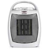 Aeroterma ceramica Zass, 1500 W, 2 trepte putere, termostat reglabil, functie ventilatie