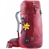 Cumpara ieftin Rucsac futura 24 sl cranberry maron femei trekking deuter