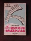 DOSARE MUZICALE - IOSIF SAVA