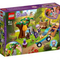 LEGO Friends - Aventura din padure a Miei 41363