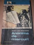 ANONIMA DE MIERCURI de RODICA OJOG BRASOVEANU TD