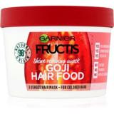 Garnier Fructis Goji Hair Food mască pentru redarea luciului părului vopsit