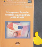Management financiar comparat in administratia publica locala