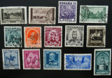 Romania LP 128 , Centenarul nasterii regelui Carol I , Stampilate