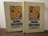 Limba germană: curs practic - Emilia Savin, Ioan Lăzărescu (2 vol.)