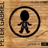 Peter Gabriel Growing Up :Peter Gabriel Live (dvd)