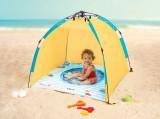 Cort de plaja UV50 cu minipiscina Ludi