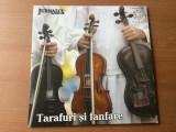 tarafuri si fanfare cd disc muzica populara folclor colectia jurnalul national