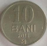 Moneda 10 BANI - Republica MOLDOVA, anul 2013 *cod 992