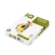 Carton alb A4 IQ Selection 160 g/mp 250 coli/top