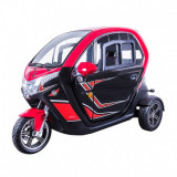 Vehicul electric 2 roti City Ride, 2x350W, autonomie 45km, Z-Tech ZT 41