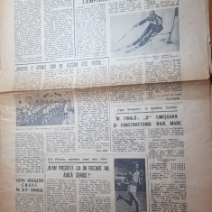 ziarul sportul 2 martie 1978-campionii la slalom urias