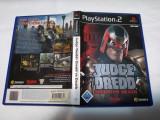 [PS2] Judge Dredd : Dredd vs Death - joc original Playstation 2