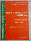 Constanta Barboi, Marieta Popescu - Limba Romana, examen capacitate