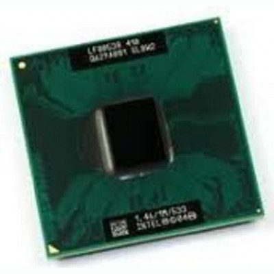 Procesor laptop folosit Intel Celeron M 430 SL9KV 1.73Ghz foto