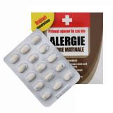 Prim Ajutor Dulce – Drajeuri mentolate Alergie la ore matinale