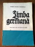 Limba germana - Manual pentru calasa a XII-a, Ilse Muller, Hans Muller 1987