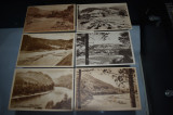Lot 26 carti postale romanesti plutarit/ plute/ plutasi RPR si RSR, Necirculata, Printata