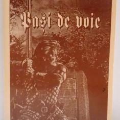 PASI DE VOIE de PETRU PACURARIU , 1993