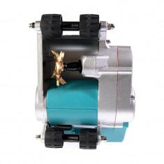 Masina caneluri pentru rigips si zidarie moale Detoolz, 1100 W, 1600 rpm, adancime caneluri 30-40 mm
