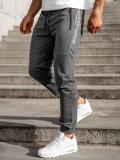 Pantaloni de trening gri Bolf CE090