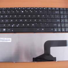 Tastatura laptop noua ASUS N53 K52 X54 X55A Black OEM US