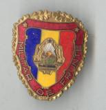 Insigna MILITAR DE FRUNTE varianta 1970