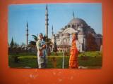 HOPCT 65329 COSTUME TRADITIONALE LA MOSCHEEA SOLIMAN ISTANBUL  TURCIA-CIRCULATA