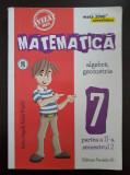 MATEMATICA ALGEBRA GEOMETRIE CLASA VII-A CONSOLIDARE - Negrila (partea II)