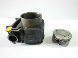 Set motor Kymco Grand Dink 250cc ( defectiuni, urme de gripaj)