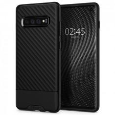 Husa Silicon Samsung Galaxy S10 E Negru Core Armor