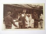 Carte postala Bosnia si Hertegovina/Sarajevo-Bazarul,circulata anii 30, Serbia, Printata