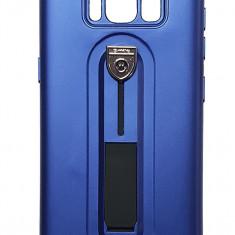 Husa silicon cu suport Samsung S8 plus 3 culori