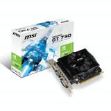 Placa video MSI GeForce® GT 730 v2, 2GB DDR3, 128-bit, noua, garantie | arhiva Okazii.ro