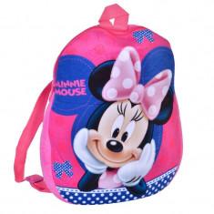 Ghiozdan fetite Minnie Mouse, 28 x 29 x 4 cm, Altele