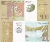 Angola 100 Kwanzas 10.2012 UNC