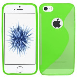 Cumpara ieftin Husa APPLE iPhone 6\6S Plus - Luxury Flow TSS, Verde