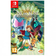 Ni No Kuni Wrath Of The White Witch Remastered Nintendo Switch