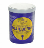 Masca Blueberry, Kallos