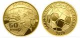 Moneda 50 bani Euro 2020 proof