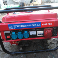Generator, Honda