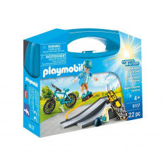 Playmobil Sports & Action - Set portabil sporturi extreme