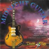 CD Midnight Guitar , original, holograma